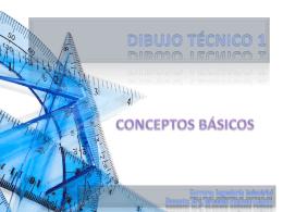 DIBUJO TÉCNICO 1 - Arq. María Graciela Rugama Laguna