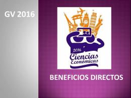 Diapositiva 1 - Rifa CCEE 2016