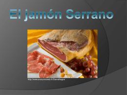 El jamón Serrano - Blog sections européennes espagnol lycée