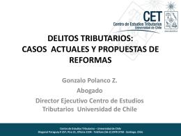 delitos tributarios: casos actuales y propuestas de