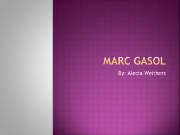Marc Gasol - WordPress.com