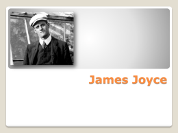 James Joyce - WordPress.com
