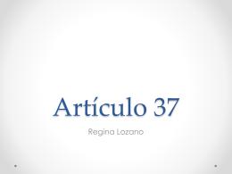 Artículo 37 - ASFM Tech Integration