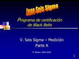 LEAN_SIGMA_BB_MEDICION_A - Contacto: 55-52-17-49-12