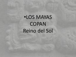 COPAN REINO DEL SOL1
