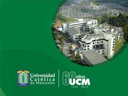 mexico - Universidad Católica de Manizales