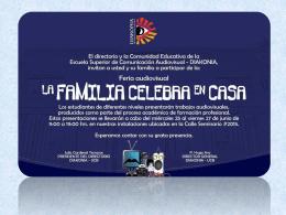 familia - Iglesia Católica en Santa Cruz