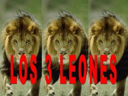 tres leones - yasminavelasquez