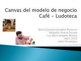 modelo de negocio cafe ludoteca