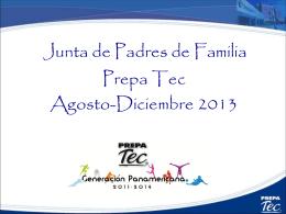 Diapositiva 1 - ¡Bienvenidos al Blog de Padres de la Prepa Tec!