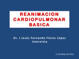 Diapositiva 1 - Dr J. Jesús Fernando Flores López