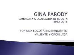 Gina Parody