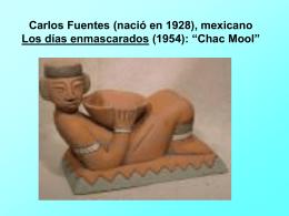 Chac Mool (continuación)