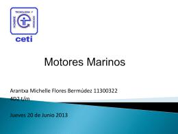 Motores Marinos 4D2