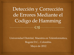 código haming
