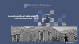 Lineamientos p3e 2015 (29 Sep)