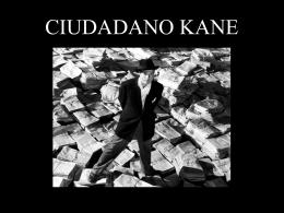 CIUDADANO KANE - WordPress.com