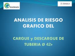 TRABAJOS CRITICOS CARGUE y DESCARGUE DE