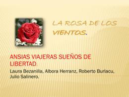 la rosa de los vientos. - Lengua castellana y Literatura 2º ESO C