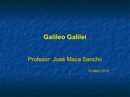Clase Galileo