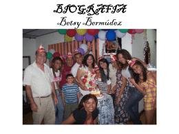 Biografia_Betsy_Bermúdez