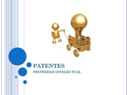 PATENTES - DerechoYMCA2010