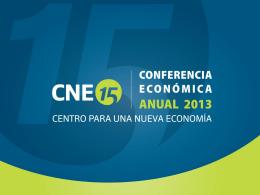 Presentacion SM Conferencia Economica 2013
