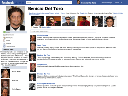 Benicio Del Toro - Orange Coast College