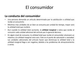 Eco y emp-La conducta del consumidor.ppt