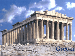 Grecia y Roma - WordPress.com
