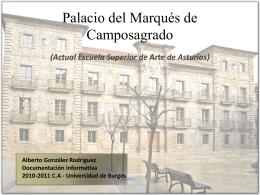 Palacio del Marqués de Camposagrado