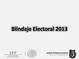 Intranet CIIDIR Oaxaca - Instituto Politécnico Nacional
