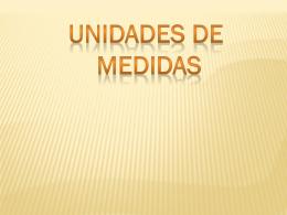 Guia 2. Unidades de Medidas