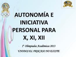 autonomia 10 2013