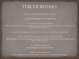 TERCER REPASO - Claudia Alvarado