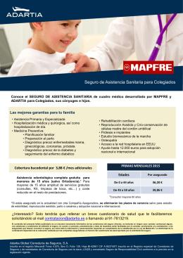 seguros de salud (mapfre)