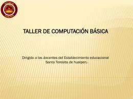 Descarga - Colegio Santa Teresita, Hualpen