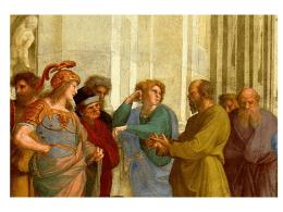 Ética Socrática 1. Identificación entre ciencia y virtud