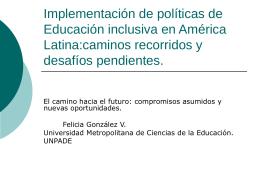 Felicia González