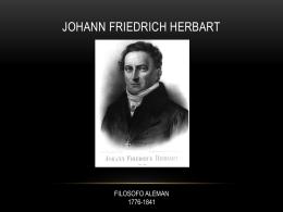 MODELO PEDAGOGICO TRADICIONAL O ACADEMICISTA Johann