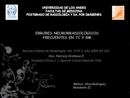 TITLE - Universidad de Los Andes