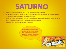 Saturno - WordPress.com