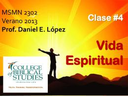 Presentacion Powerpoint - Ministerios EN PROFUNDIDAD
