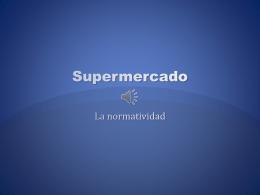 Supermercado - SECUNDARIA n° 78