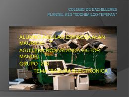 colegio de bachilleres plantel #13 *xochimilco - ticdos-21