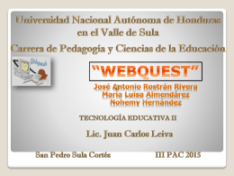 Diapositivas webquest2