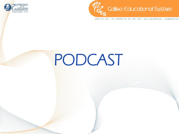 Entornos para compartir tus podcast