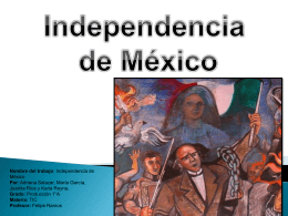 Independencia de México (1107236)