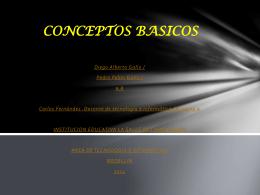 CONCEPTOS BASICOS ( ESCRITO) (901287)