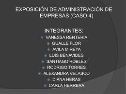 ADMINISTRACIÓN DE EMPRESAS Ito